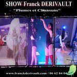 Dîner spectacle Franck Derivault
