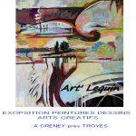 Exposition peinture d'Art'Lequin