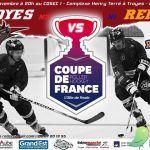 Coupe de France de Roller Hockey - 1/32e Troyes contre Reims