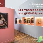 Musées troyens gratuits