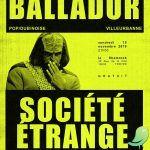 Concert: Balladur et Société Etrange