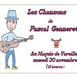 Concert: Pascal Genneret (jeune public)
