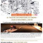 THEATRE DOCUMENTAIRE : Grands / Ensembles
