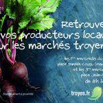 Marché des Marots et ses produits de terroir
