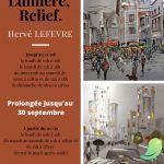 Exposition d'Hervé Lefevre