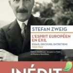Conférence: Stefan Zweig, l'esprit européen en exil