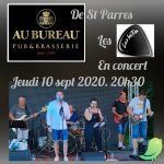 Concert Les Initiés