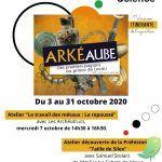 "Exposition itinérante ""ArkéAube"