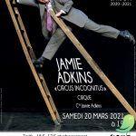 Jamie Adkins « Circus incognitus »