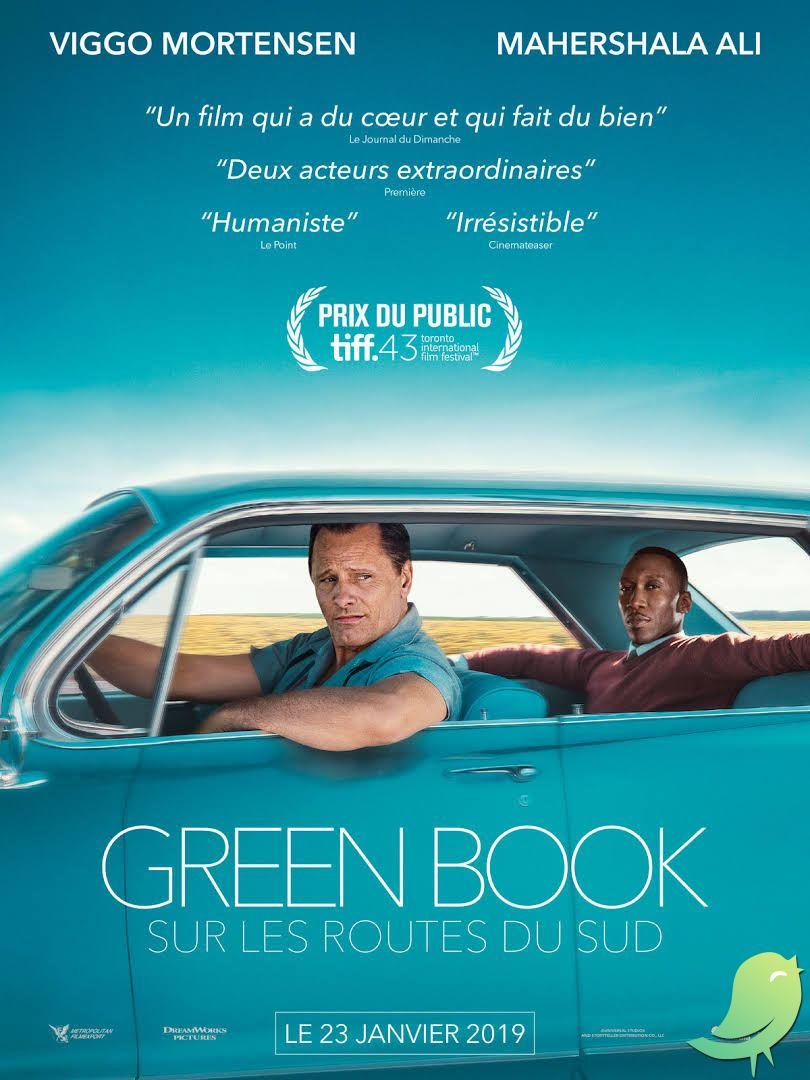 Ciné rencontre: GREEN BOOK, SUR LES ROUTES DU SUD