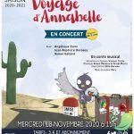 Le grand voyage d'Annabelle