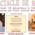 Spectacle de Noël avec contes, marionnettes et orgue de barbarie