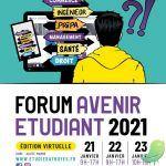 Forum avenir étudiants 2021