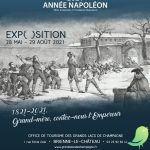 Exposition: 1821-2021 : Grand-mère, contez-nous l'Empereur