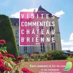 Visites commentées du château de Brienne