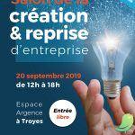 Salon de la création & reprise d'entreprise