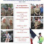 75 ème anniversaire de la Libération