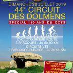 44ème circuit des Dolmens
