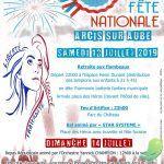 Fête nationale Arcis