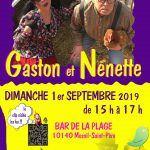 Gaston et Nénette