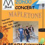 Concert: Mapletone