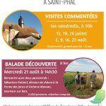 Visites commentées de villages: Saint Phal