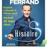 One Man Show: Franck FERRAND