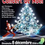 Concert de Noël: l'Orchestre d'Harmonie