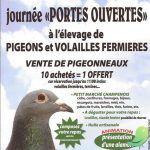 Portes ouvertes élevage de volailles