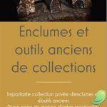Collection privée d'enclumes et d'outils anciens