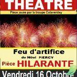 Théâtre: feu d'artifice