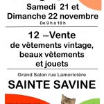 12 ème Foire aux vêtements et jouets