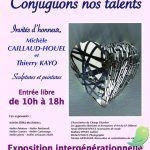 Exposition: sculptures et peintures