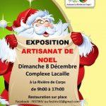 Exposition Artisanat de Noel