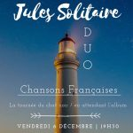 Concert Jules Solitaire (Duo) !