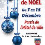Marché de Noel: Romilly