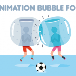 Animation Bubble Foot