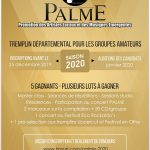 Inscriptions Tremplin PALME 2020