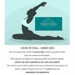 Cours de Yoga à Isle Aumont