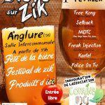 Bière sur Zik