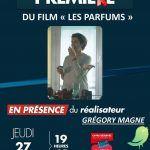 """Avant-première du film """"LES PARFUMS"""""""