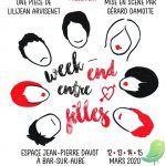 Théâtre: Week-end entre filles