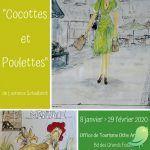 Exposition « Cocottes et Poulettes »