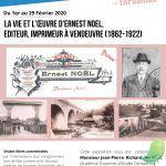 Exposition d'Ernest Noel