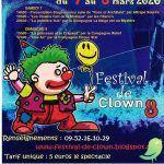 8ème Festival de Clown & Burlesque