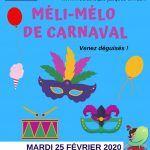 Méli-Mélo de carnaval