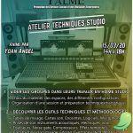 Ateliers musiques actuelles