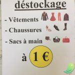 Destockage Au Soutien Actif