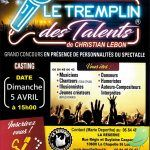 Tremplin Des Talents Christian Lebon région Grand Est