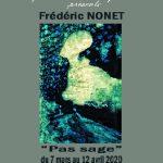 """EXPOSITION des créations infographiques de Frédéric NONET """"Pas  Sage"""""""